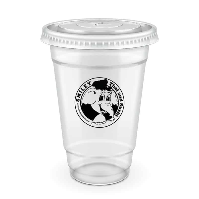 Tampa Bay Custom Plastic Cup Design