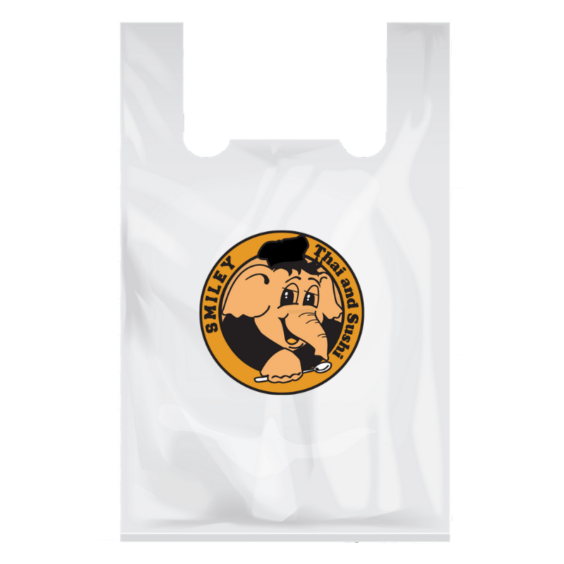 Tampa Bay Plastic Bag Design